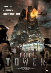 The Tower 2012 disaster fire building movie poster