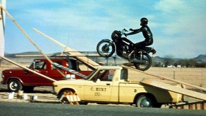Gumball Rally 1976 racing movie motorcycle stunt