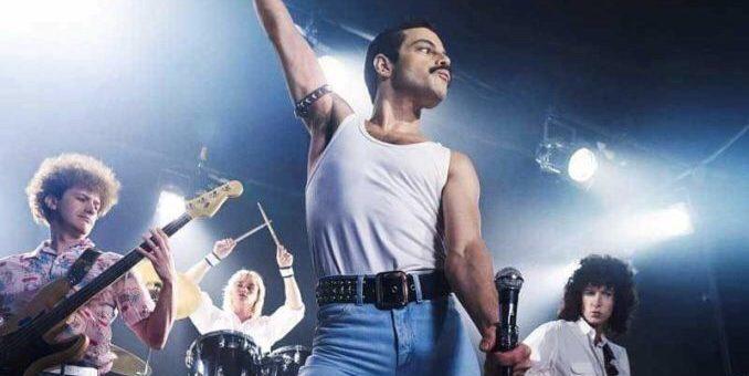 Bohemian Rhapsody 2018 Queen Freddy Mercury Rami Malek