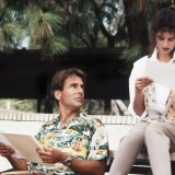 Mark Harmon Kirstie Alley Summer School 1987 comedy