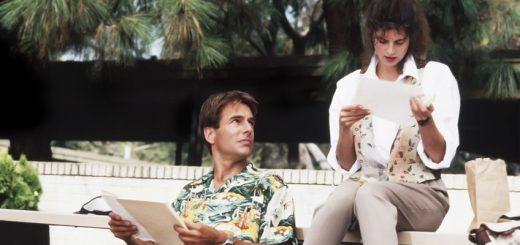 Mark Harmon Kirstie Alley Summer School 1987 comedy