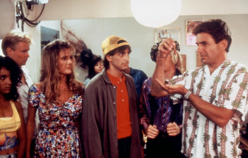 Mark Harmon Summer School 1987 comedy