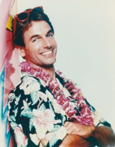 Mark Harmon in Summer School 1987 comedy