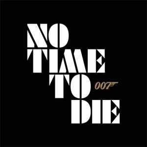 No Time To Die James Bond 25 title 2020