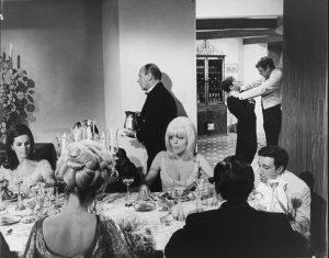 Carol Wayne Peter Sellers Steve Franken The Party 1968