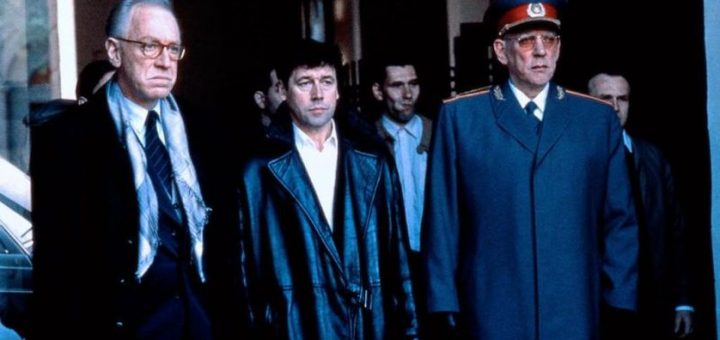 Citizen X 1995 Donald Sutherland Stephen Rea Max Von Sydow serial killer movie