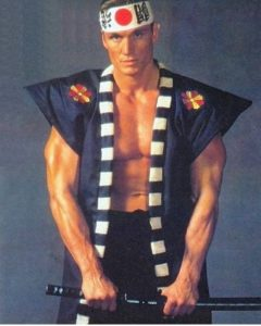 Dolph Lundgren Showdown in Little Tokyo 1991 action movie