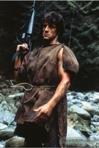 First Blood 1982 Sylvester Stallone John Rambo