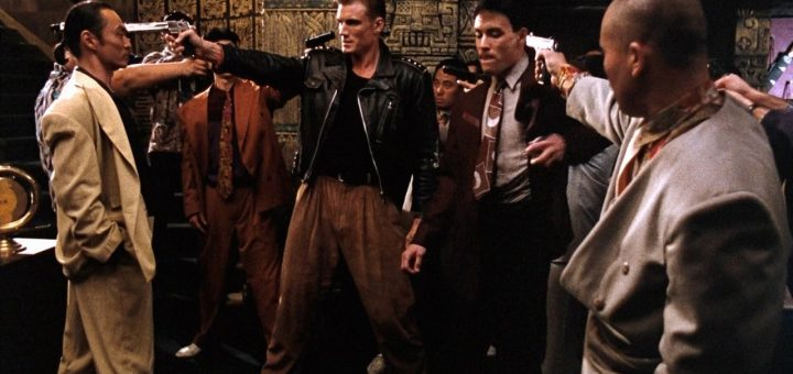 Showdown in Little Tokyo 1991 action movie Dolph Lundgren Brandon Lee