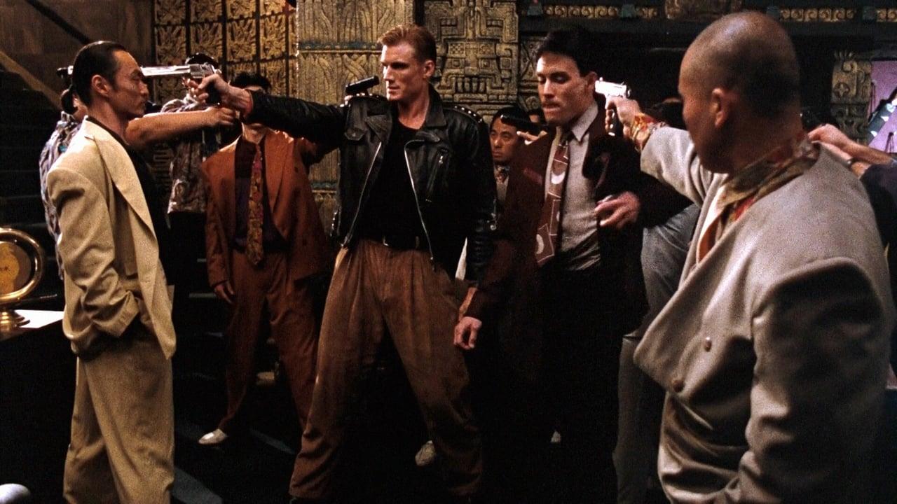 Showdown in Little Tokyo 1991 action movie Dolph Lundgren Brandon Lee