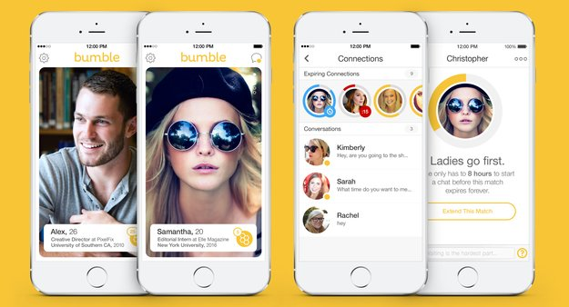bumble online dating app cliche pet peeves profiles