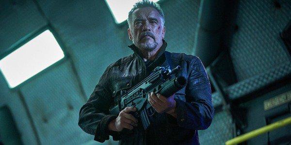 Arnold Schwarzenegger Terminator Dark Fate 2019