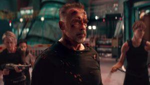 Arnold Schwarzenegger cast Terminator Dark Fate