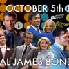 Global James Bond Day & HaphazardStuff On 'Being James Bond'