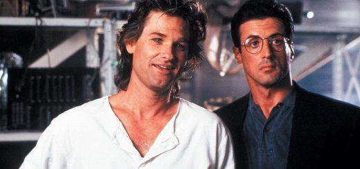 Tango Cash 1989 Sylvester Stallone Kurt Russell action movie cop buddy