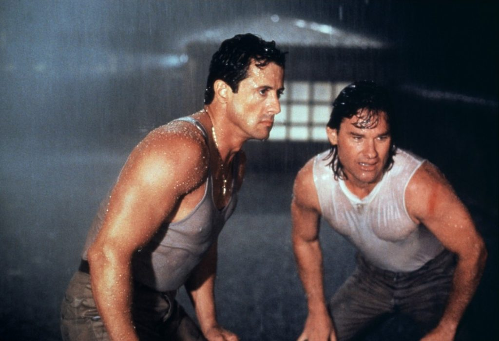 Tango & Cash 1989 Sylvester Stallone Kurt Russell cop action movie