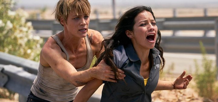 Terminator Dark Fate 2019 Mackenzie Davis Natalia Reyes