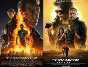 Terminator Dark Fate Genisys worst movie poster