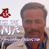 Franco Nero Enter The Ninja 1981 Cannon action movie