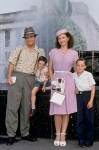 It Runs In The Family My Summer Story 1994 cast Parker family sequel Christmas Story