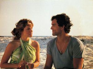 Kelly Brook Juan Pablo Di Pace Three Survival Island movie 2005