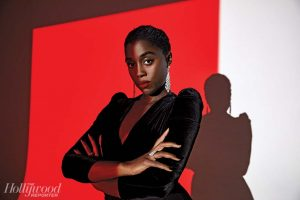 Lashana Lynch Hollywood Reporter No Time To Die