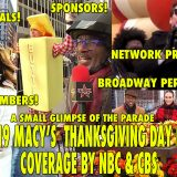Macys Thanksgiving Parade 2019 NBC CBS broadcast awful terrible sucks
