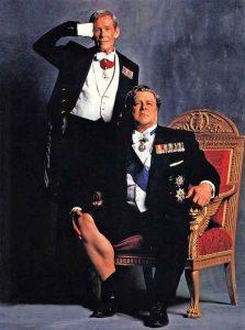 Peter-OToole-John-Goodman-King-Ralph-1991-comedy