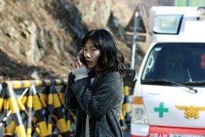 The Tunnel 2016 Bae Doona Korean disaster film
