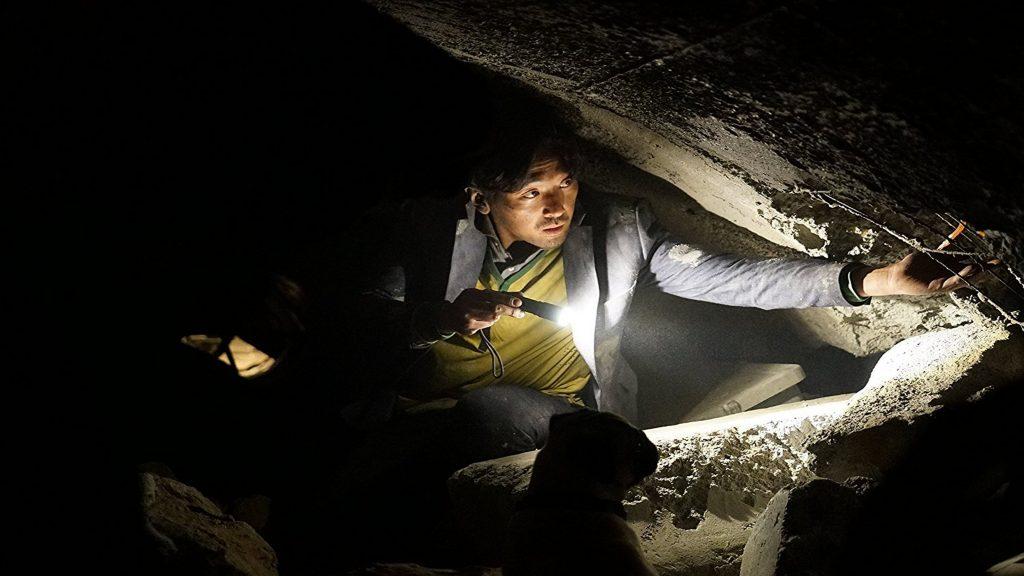 Tunnel 2016 Korean disaster survival drama