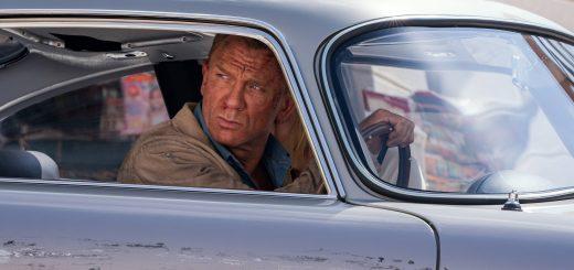 Daniel Craig James Bond No Time To Die Aston Martin DB5