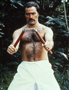Franco Nero Enter The Ninja 1981 Cannon Films