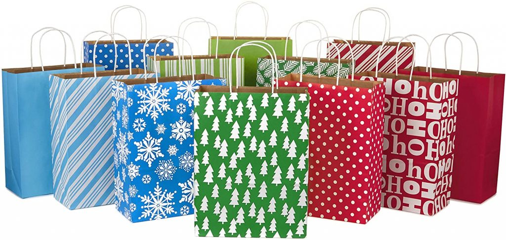 Gift Bags better wrapping paper easy popular