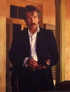 Alan Rickman Quigley Down Under 1990 western villain