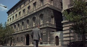 Anderson Tapes Sean Connery 1971 New York building film location