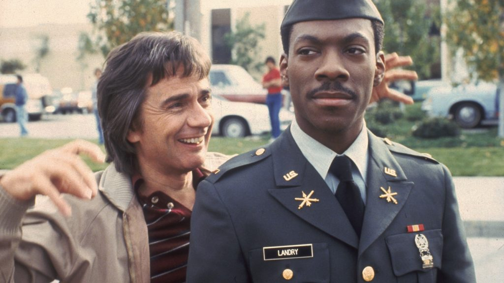 Best Defense 1984 comedy Dudely Moore Eddie Murphy