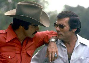 Burt Reynolds Hal Needham Smokey Bandit car comedy