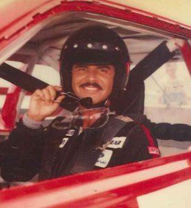 Burt Reynolds race car Stroker Ace 1983