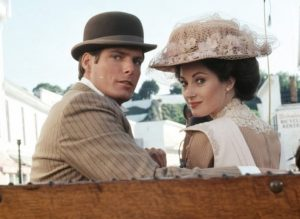 Christopher Reeve Jane Seymour Somewhere In Time 1980 film romance