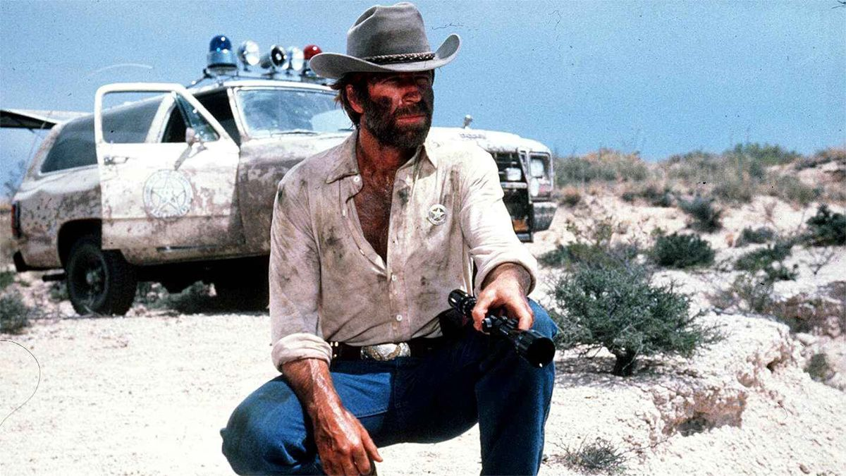 Chuck Norris Lone Wolf McQuade 1983 action movie