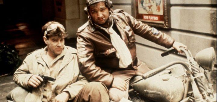 Dan Aykroyd John Belushi 1941 Spielberg comedy 1979