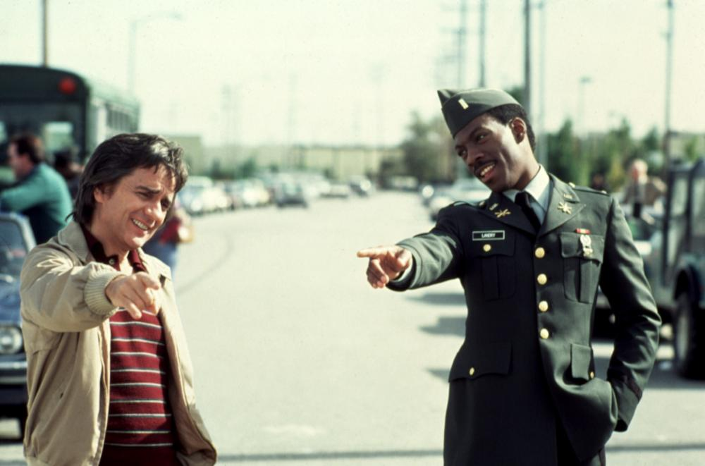 Dudley Moore Eddie Murphy Best Defense 1984 comedy
