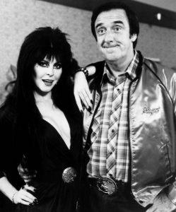 Elvira Jim Nabors Stroker Ace 1983 film comedy debut