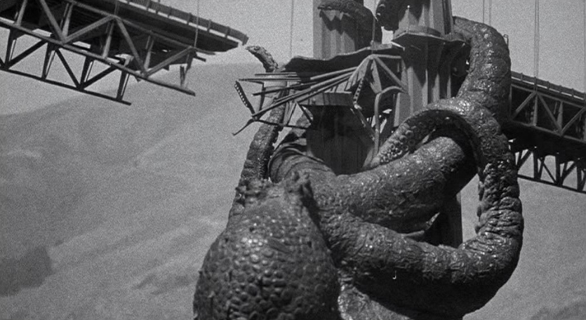 It Came From Beneath The Sea (1955) – A Review