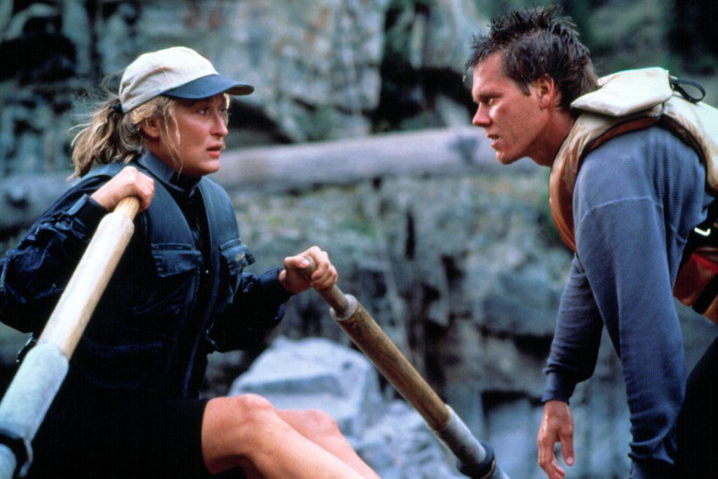 River Wild 1994 thriller Meryl Streep Kevin Bacon