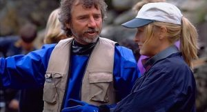 Curtis Hanson Meryl Streep River Wild 1994 thriller