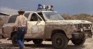 Lone Wolf McQuade 1983 Chuck Norris Dodge Ramcharger truck