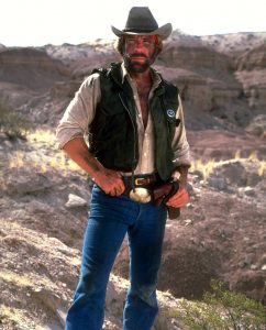 Lone Wolf McQuade 1983 Chuck Norris action movie