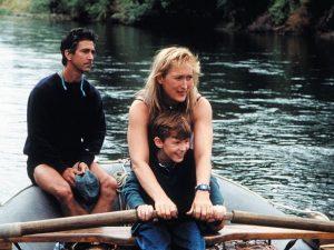 Meryl Streep David Strathairn Joseph Mazzello River Wild 1994