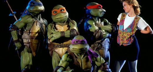 Teenage Mutant Ninja Turtles 1990 movie film review